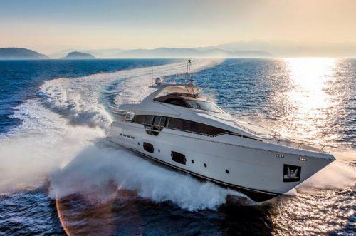 link alla sezione vendita barche usate a motore
