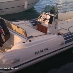gommone - nautica led