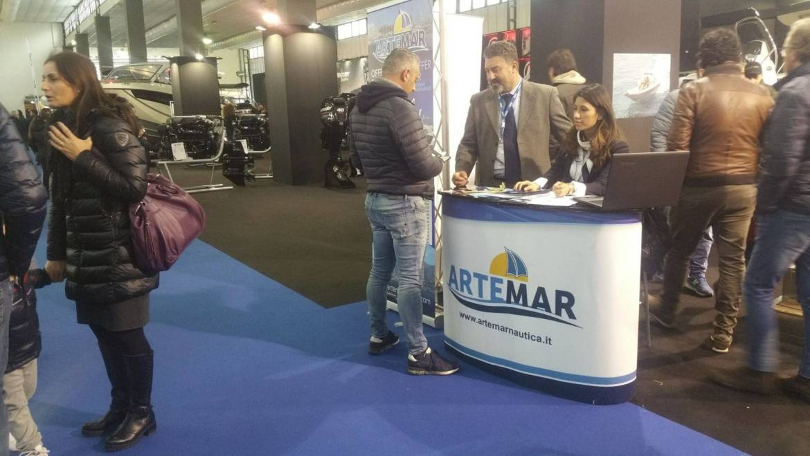 FIERA NAUTIC SUD 2018