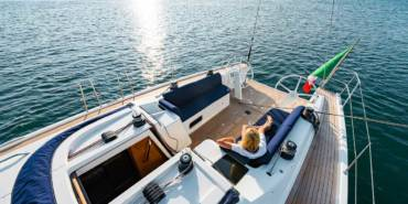 sanificazione di barche a vela e a motore con fotocatalisi
